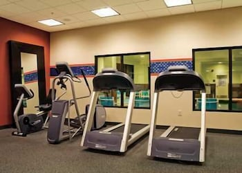 Gym, Hampton Inn & Suites - Coconut Creek, FL