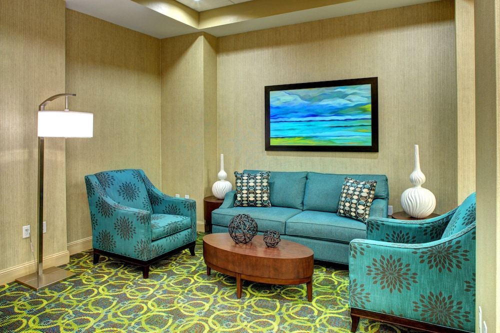 Reception, Hampton Inn & Suites - Coconut Creek, FL