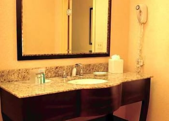 Bathroom Sink, Hampton Inn & Suites - Coconut Creek, FL