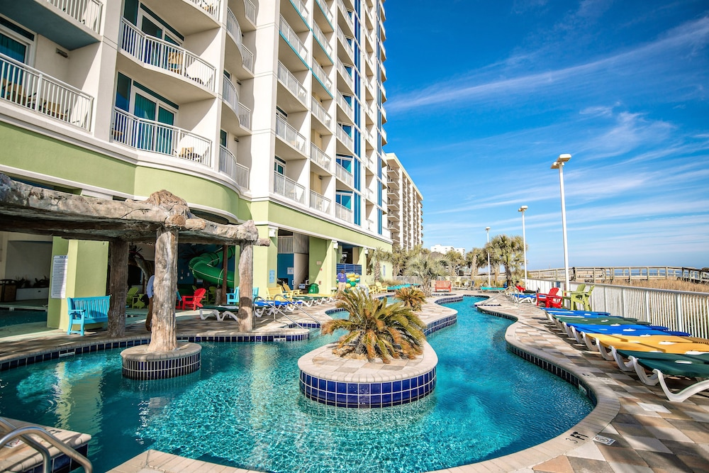 North Myrtle Beach Hotels >> Towers At North Myrtle Beach In Myrtle Beach Hotel Rates