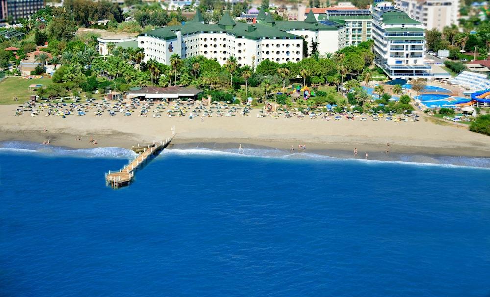 M C Beach Park Resort Hotel All Inclusive 5 0 Van
