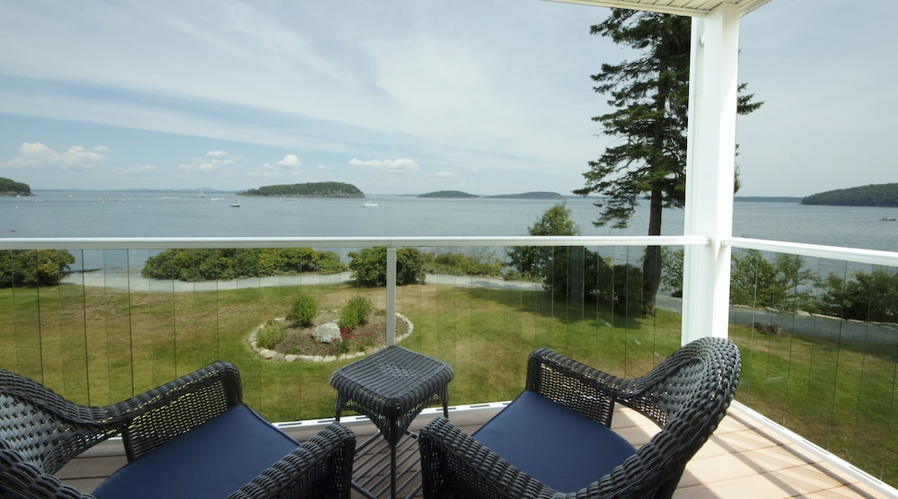 View from Property, Bar Harbor Inn