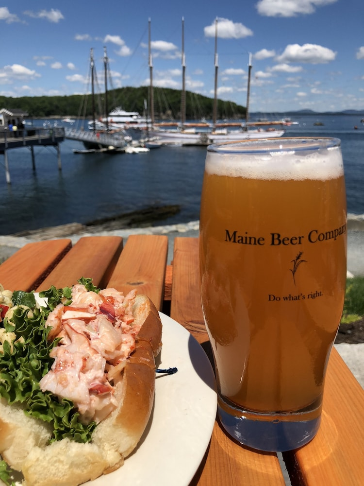 Food and Drink, Bar Harbor Inn