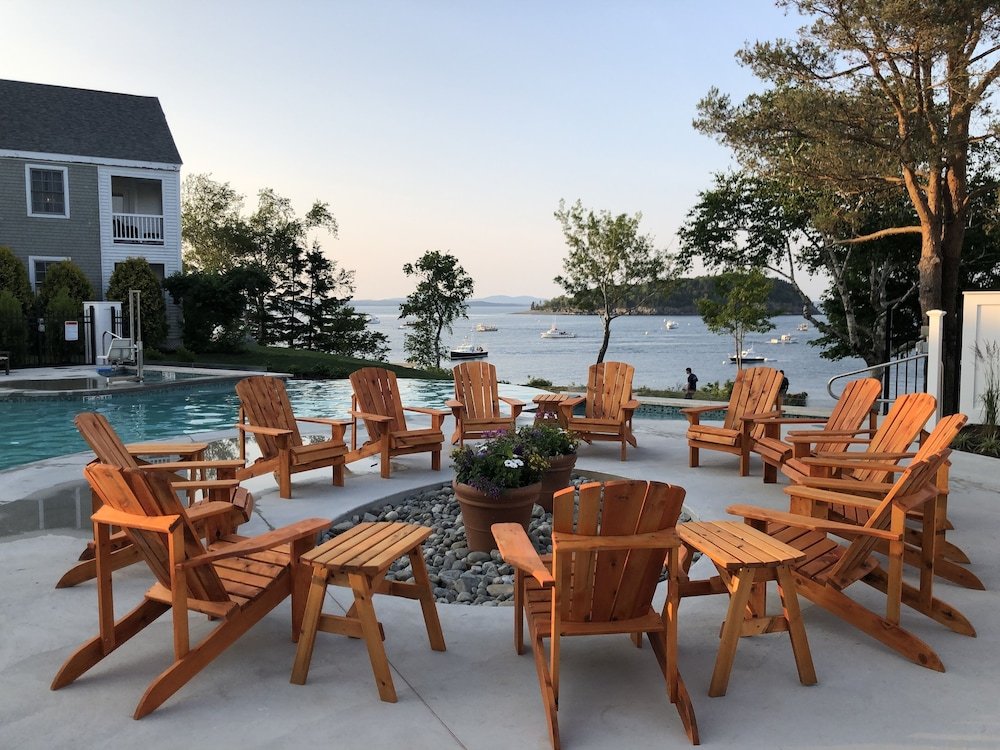 Pool, Bar Harbor Inn