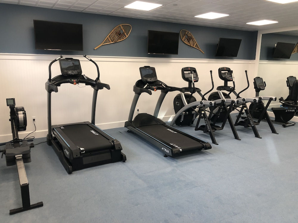 Fitness Facility, Bar Harbor Inn