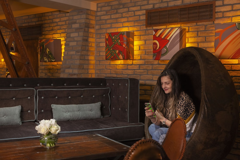Lobby Sitting Area, Temple Bar Inn