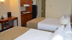 Iron/ironing board, free WiFi, bed sheets, wheelchair access