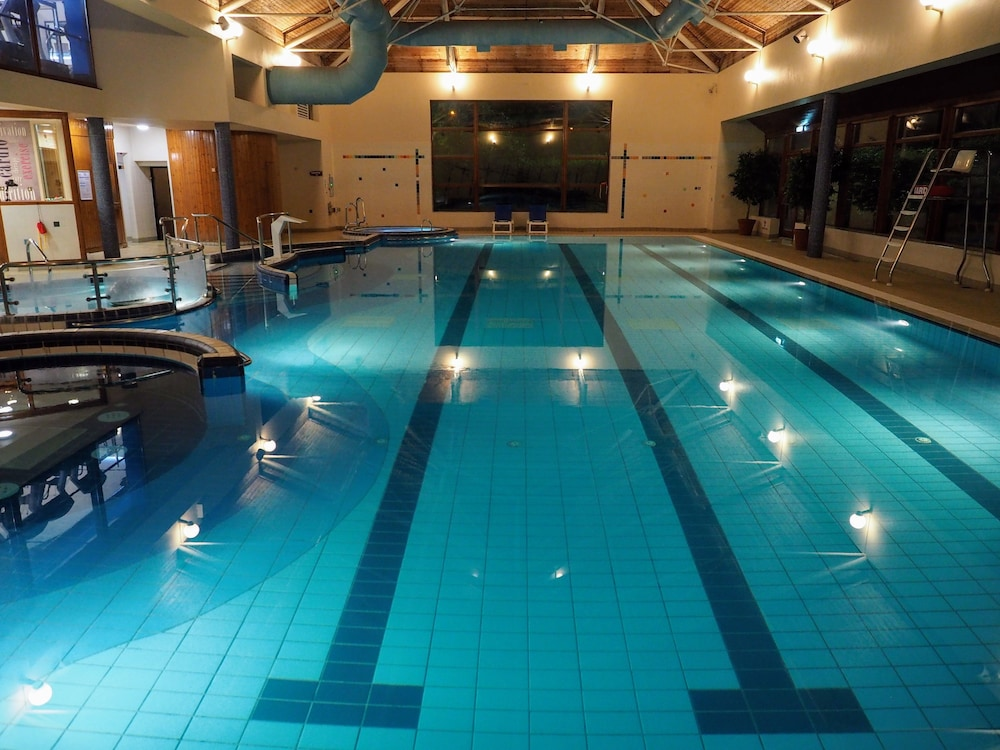 Indoor Pool, Tullamore Court Hotel