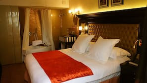 Premium bedding, soundproofing, free WiFi, wheelchair access