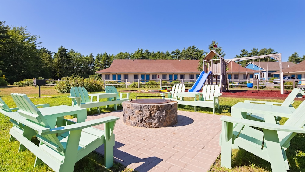Children's Play Area - Outdoor, Best Western Acadia Park Inn