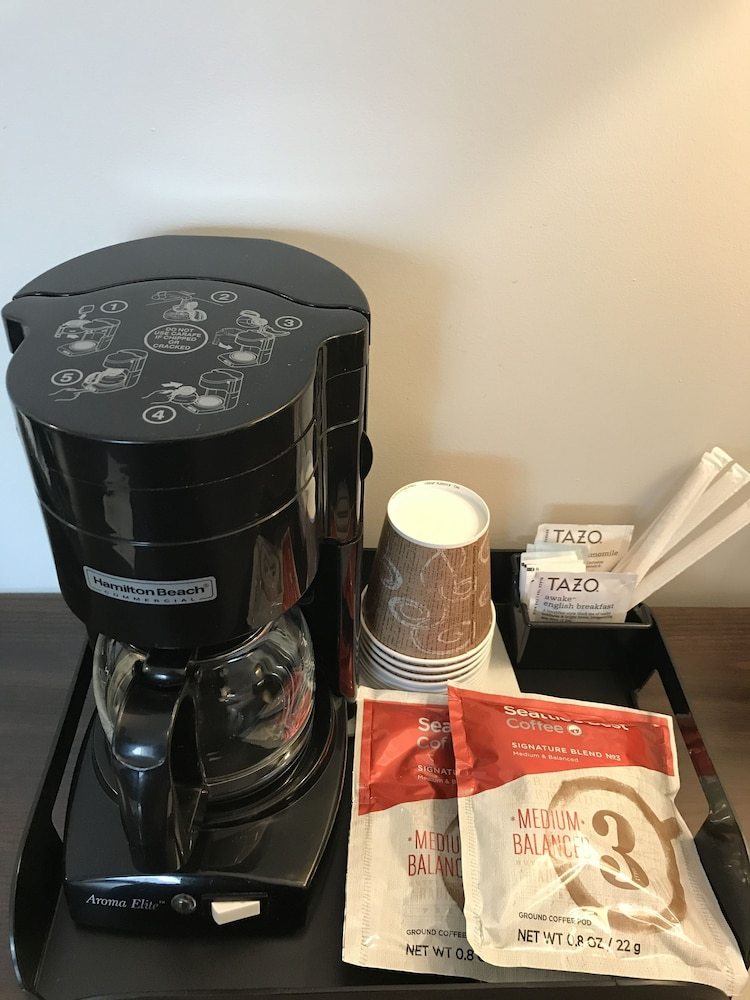 Coffee and/or Coffee Maker, Edgewater Hotel