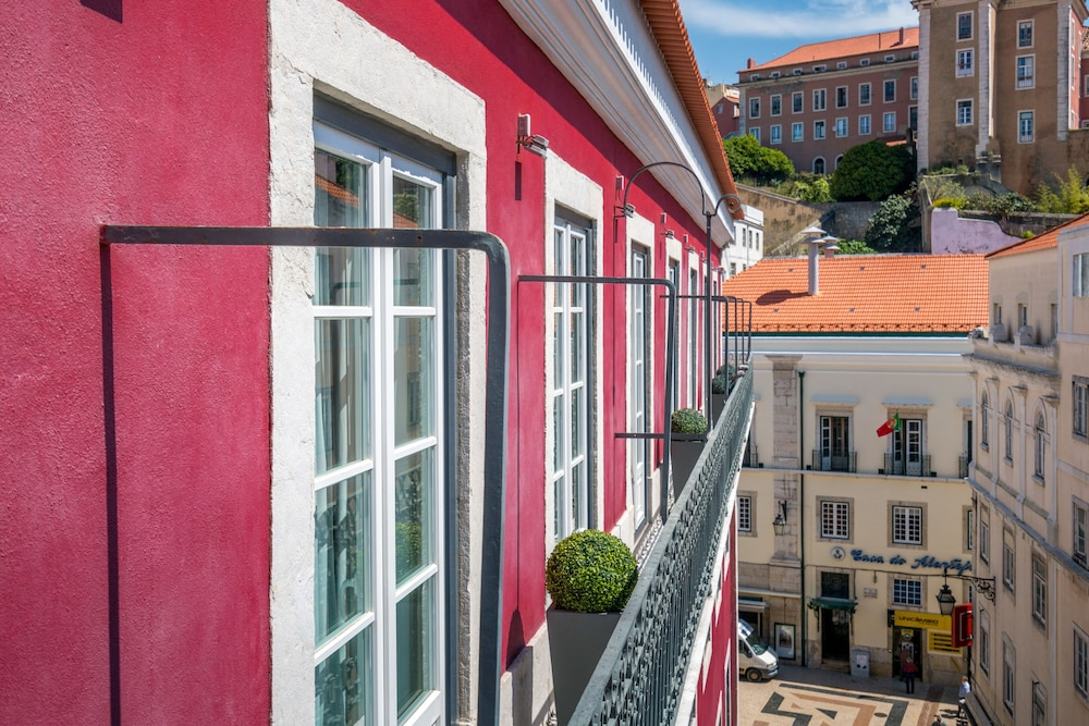 View from Property, Rossio Garden Hotel