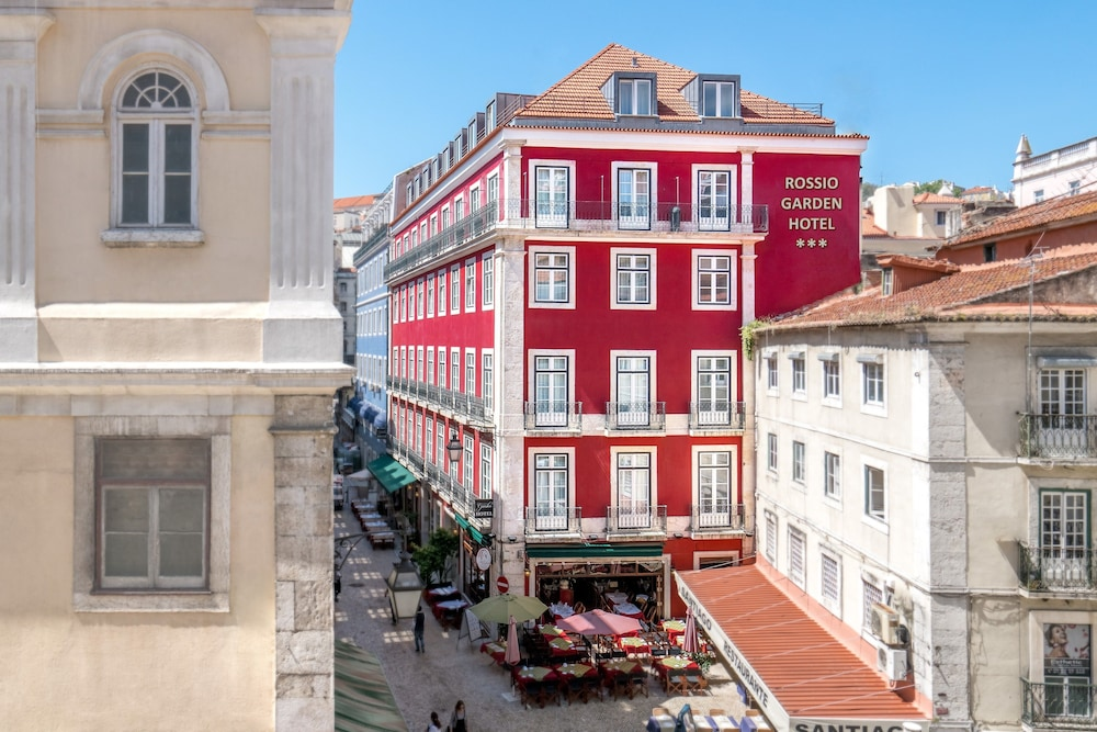 Featured Image, Rossio Garden Hotel