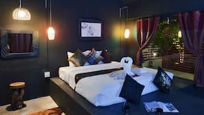 มินิบาร์, เตารีด/โต๊ะรีดผ้า, เตียงเสริม/เปล, Wi-Fi ฟรี