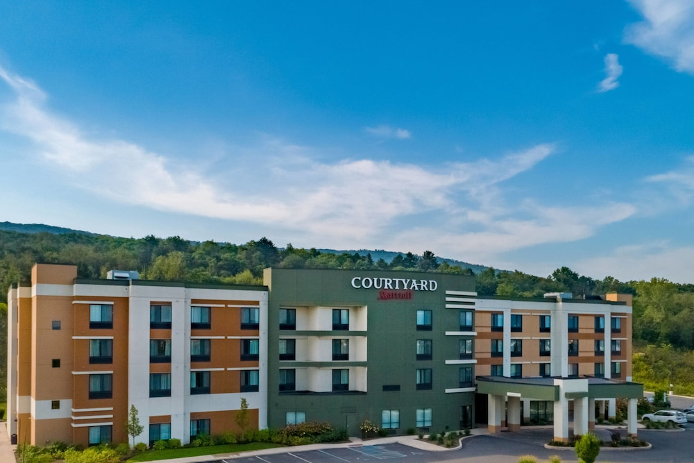 Exterior, Courtyard by Marriott Wilkes-Barre Arena