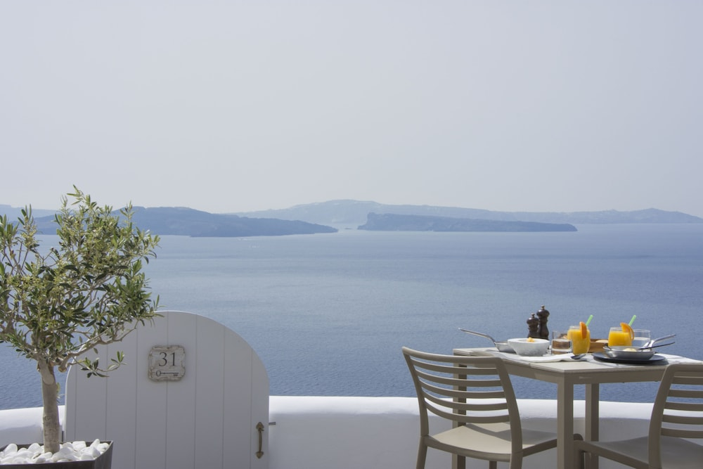 View from Room, Santorini Secret Suites & Spa