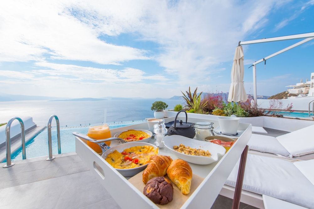 Breakfast Meal, Santorini Secret Suites & Spa