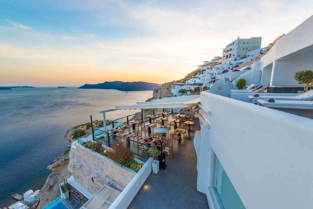 Restaurant, Santorini Secret Suites & Spa