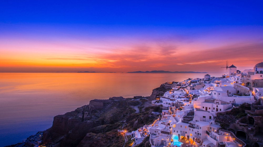 View from Property, Santorini Secret Suites & Spa