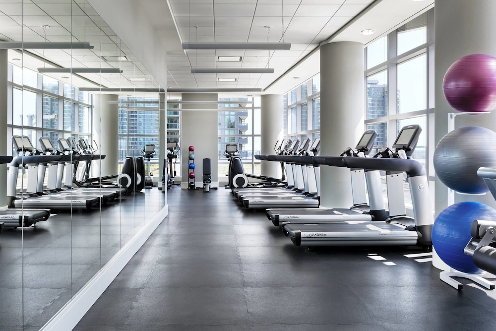Fitness Studio, Delta Hotels by Marriott Toronto