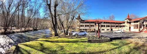 Check Expedia for Availability of Riverbend Motel & Cabins