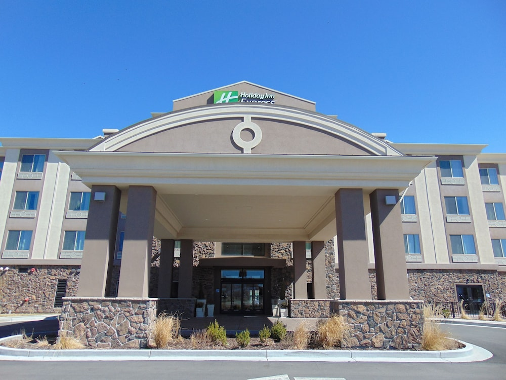 Exterior, Holiday Inn Express & Suites Springville-South Provo Area