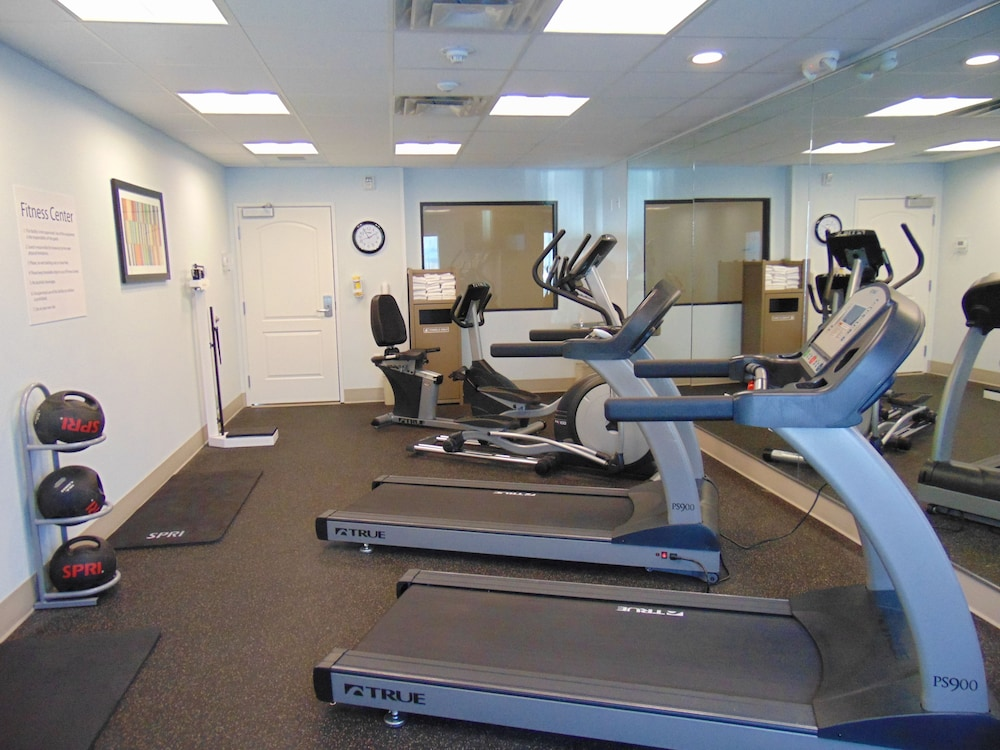 Fitness Facility, Holiday Inn Express & Suites Springville-South Provo Area