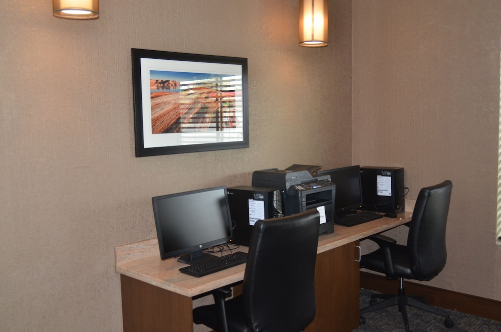 Business Center, Holiday Inn Express & Suites Springville-South Provo Area