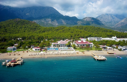 Sherwood Exclusive Kemer – All Inclusive