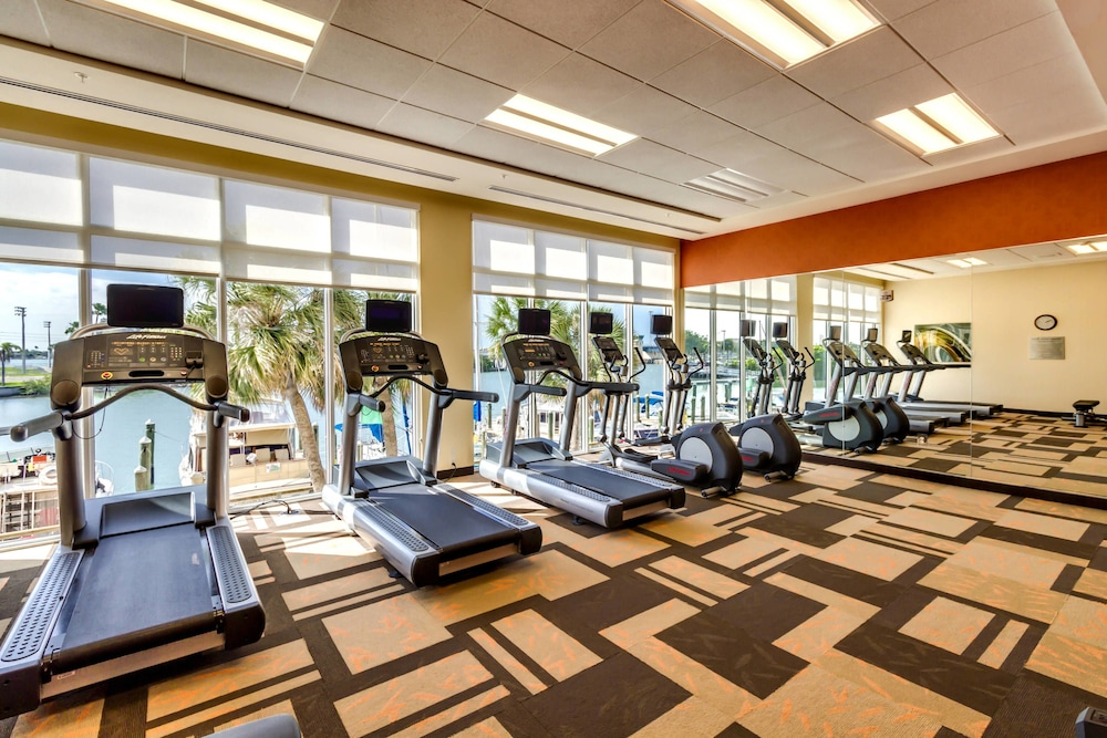 Fitness Facility, Courtyard St. Petersburg Clearwater/Madeira Beach