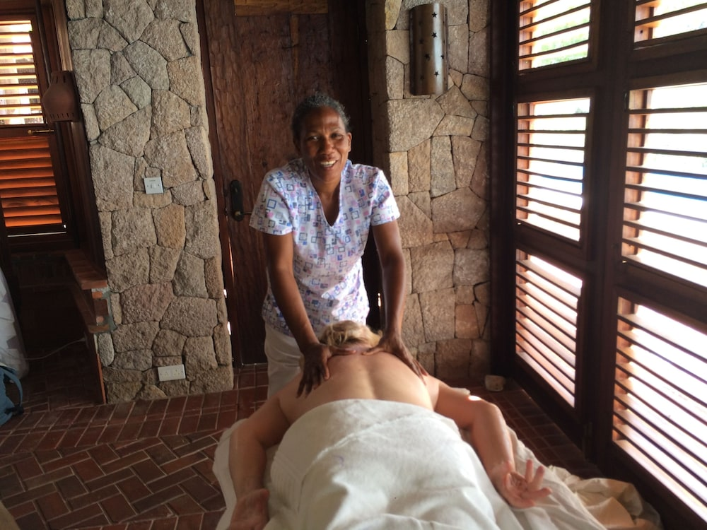 Massage,  Caille Blanc Villa & Hotel - Adults Only
