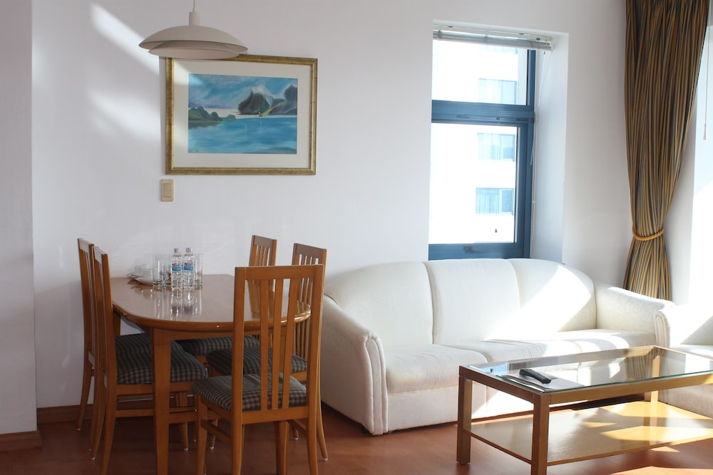 Living Area, Daeha Hanoi Serviced Apartments