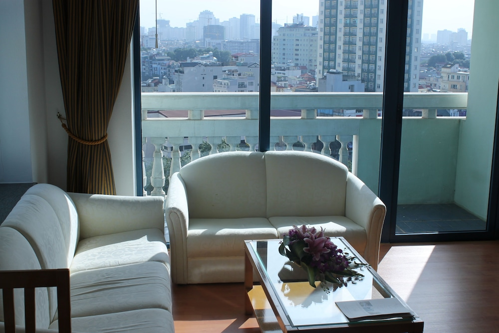 View from Room, Daeha Hanoi Serviced Apartments