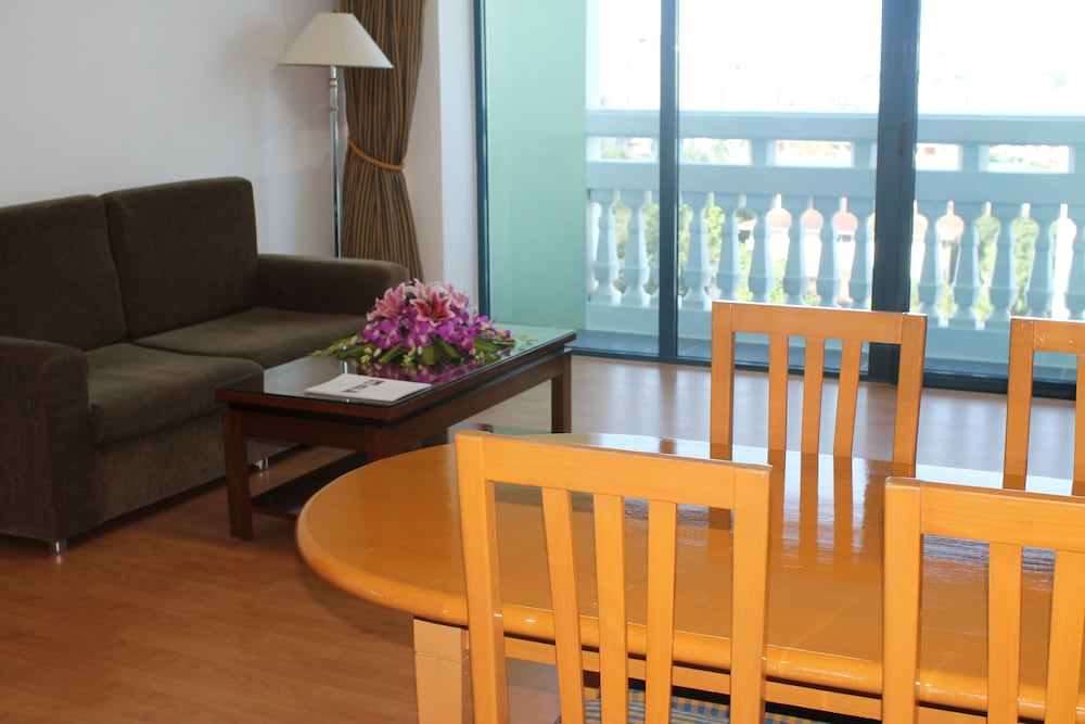 Private Kitchenette, Daeha Hanoi Serviced Apartments