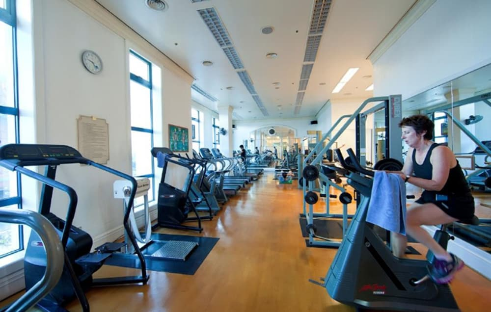 Fitness Facility, Daeha Hanoi Serviced Apartments