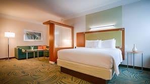 Tempur-Pedic-Betten, Zimmersafe, Bügeleisen/Bügelbrett, kostenloses WLAN