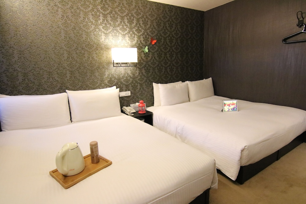 Design ximen hotel taipei twn expedia for Design ximen hotel agoda