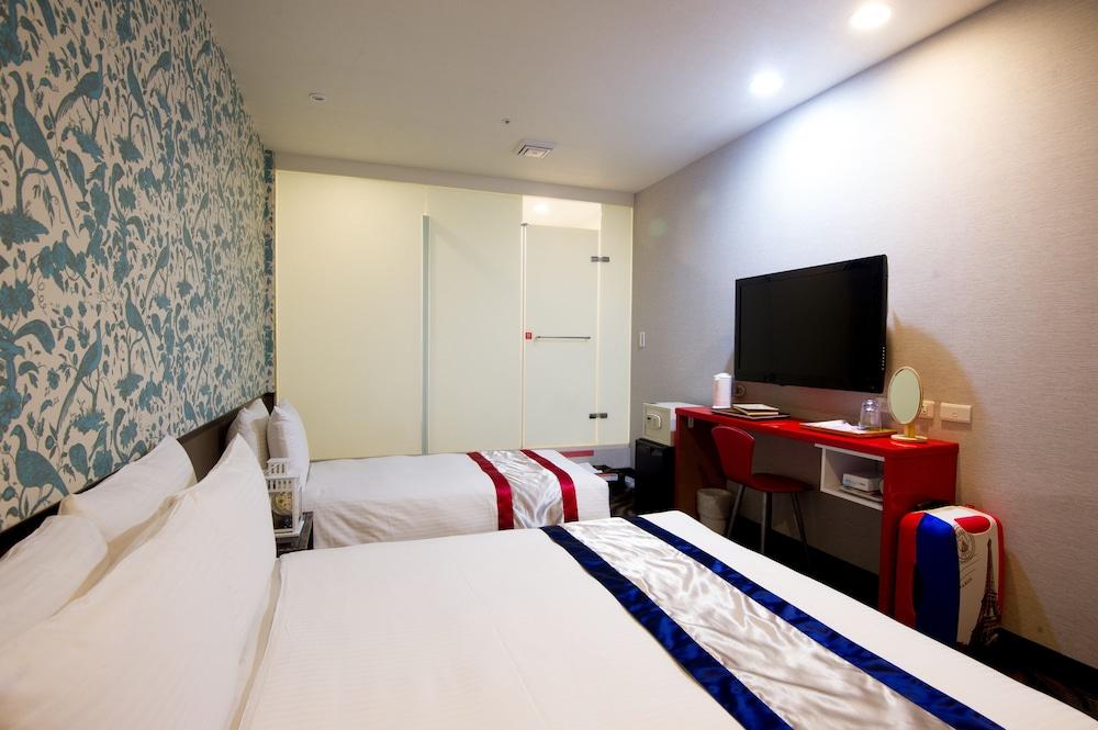 Design ximen hotel taipei taiwan hotwire for Design hotel ximen