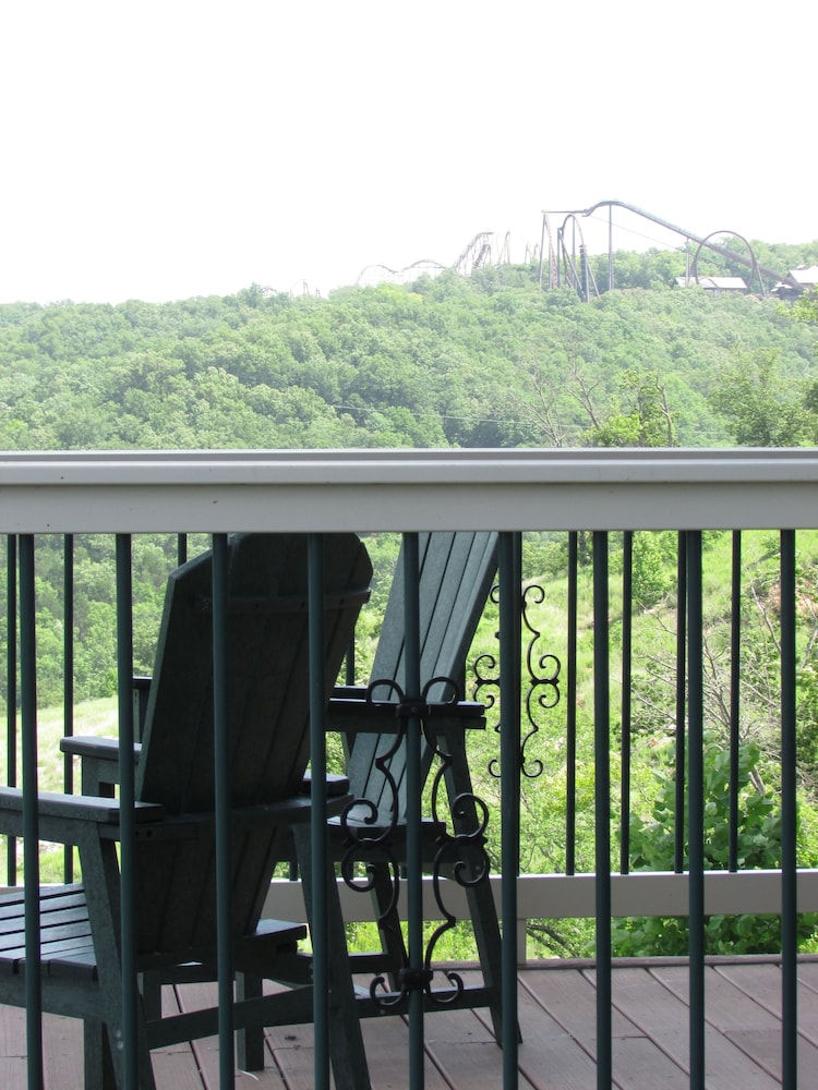 View from Room, Cliffs Resort Table Rock Lake