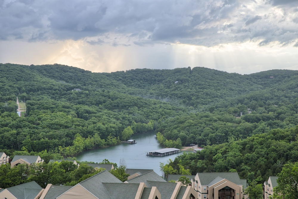 View from Property, Cliffs Resort Table Rock Lake