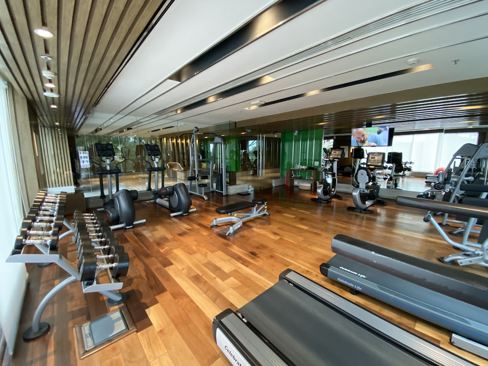 Gym, WelcomHotel Bengaluru - Member ITCHotel Group