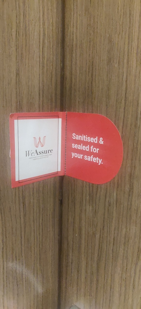 Room Amenity, WelcomHotel Bengaluru - Member ITCHotel Group