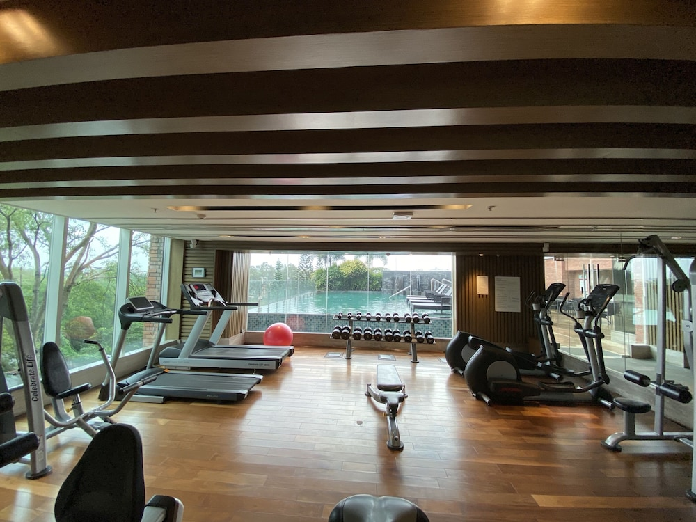 Fitness Facility, WelcomHotel Bengaluru - Member ITCHotel Group