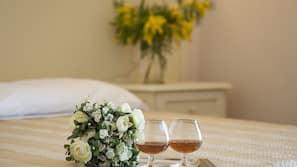 19 bedrooms, premium bedding, minibar, in-room safe
