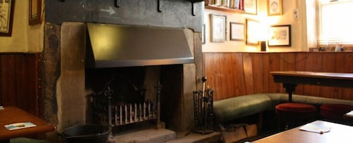 Fireplace, The Rooms at the Nook