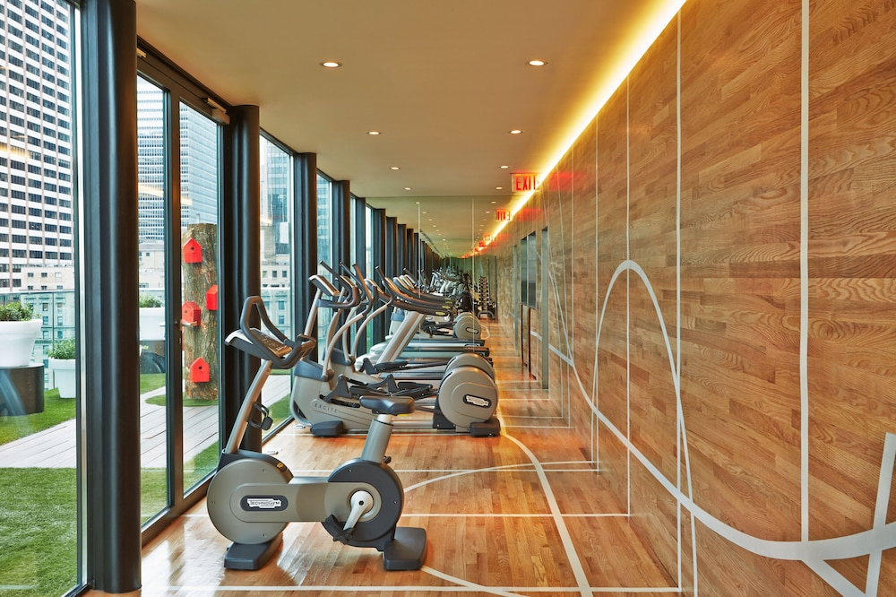Fitness Facility, citizenM New York Times Square