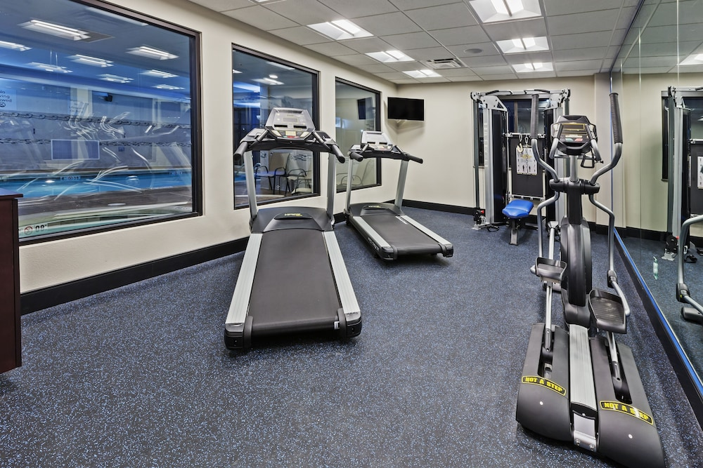Fitness Facility, Holiday Inn Express & Suites Glenpool-Tulsa South