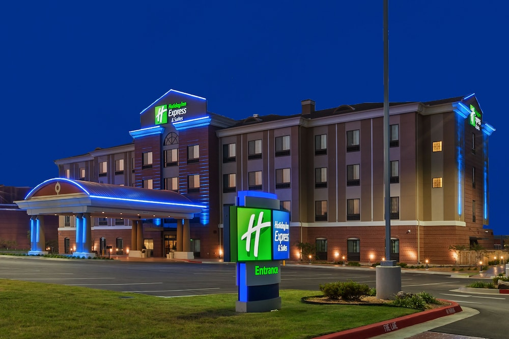 Exterior, Holiday Inn Express & Suites Glenpool-Tulsa South