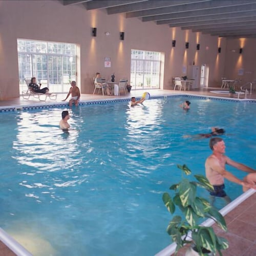 Indoor Pool, Grand Crowne Resort by Capital Vacations