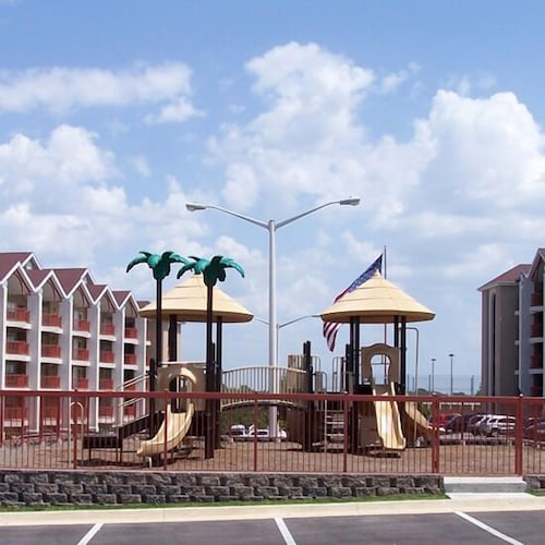 Children's Play Area - Outdoor, Grand Crowne Resort by Capital Vacations